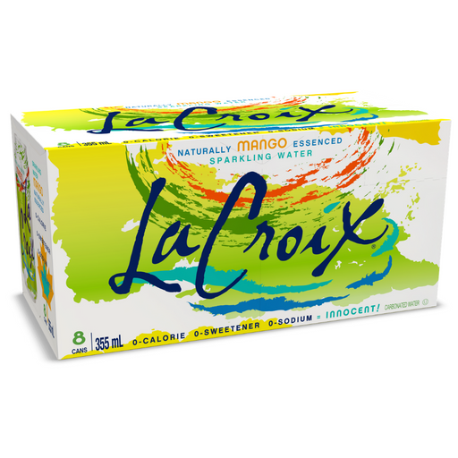 LaCroix Sparkling Water Mango 8 Pack