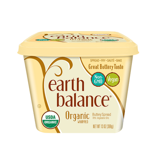 Earth Balance Organic Whipped Buttery Spread 369g