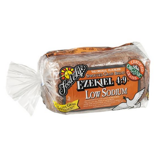 Food For Life Ezekiel Low Sodium Bread 680g