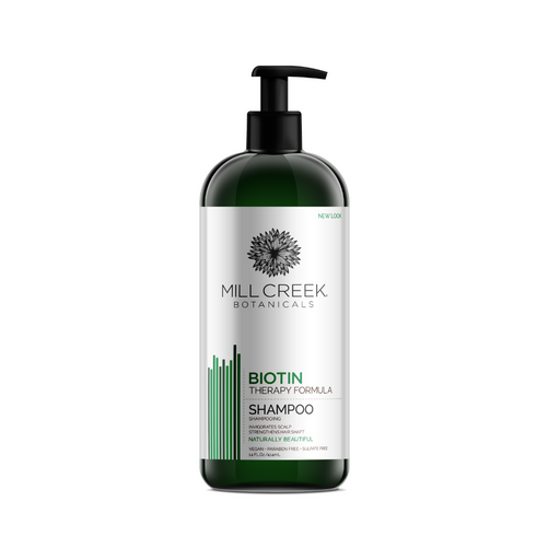 Mill Creek Biotin Shampoo 414ml