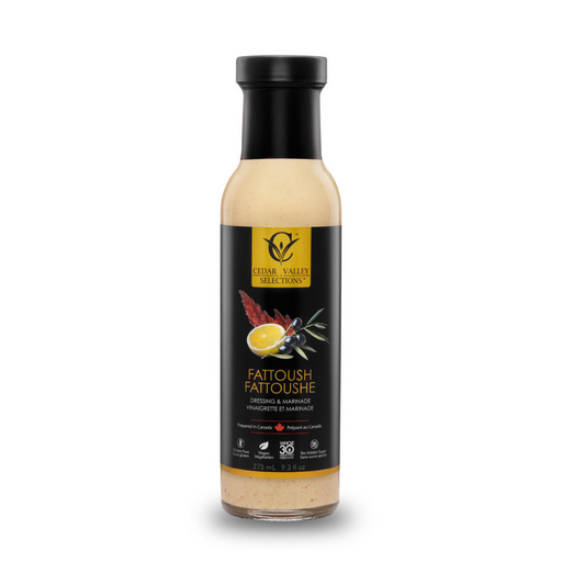 Cedar Valley Salad Dressing Fattoush 275ml