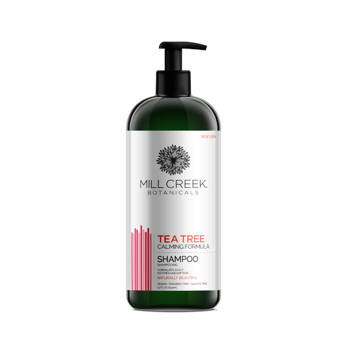 Mill Creek Tea Tree Shampoo 414ml