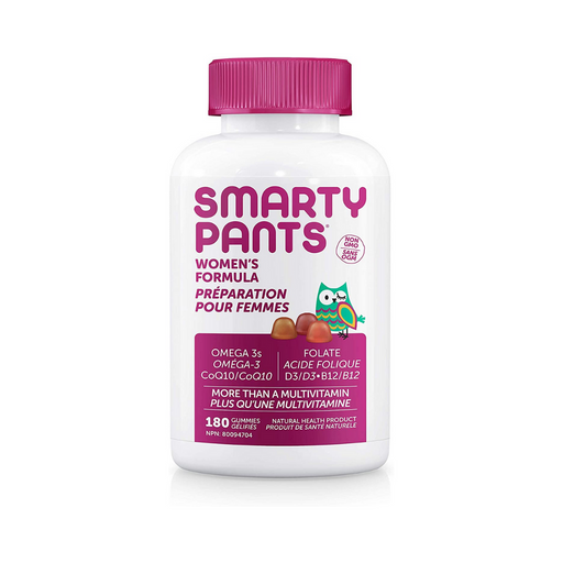Smarty Pants Women's Complete Multi 180 gummies