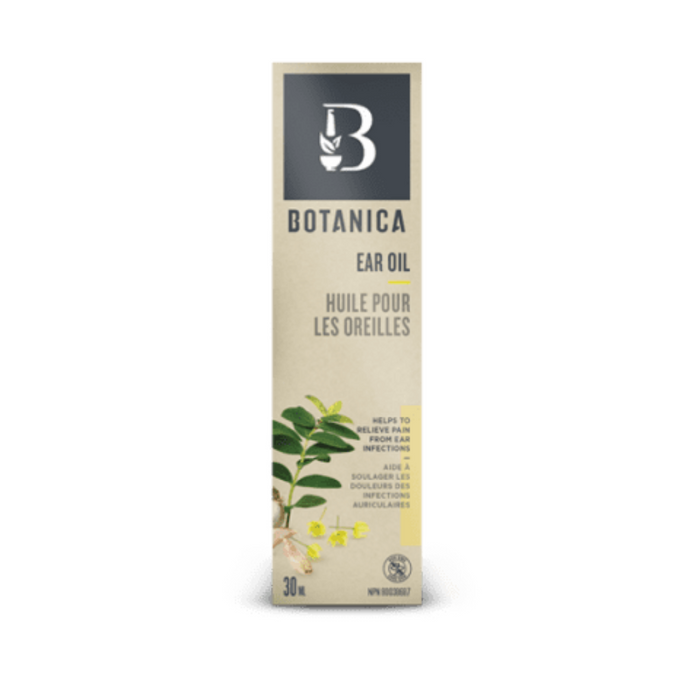 Botanica Ear Oil 30ml