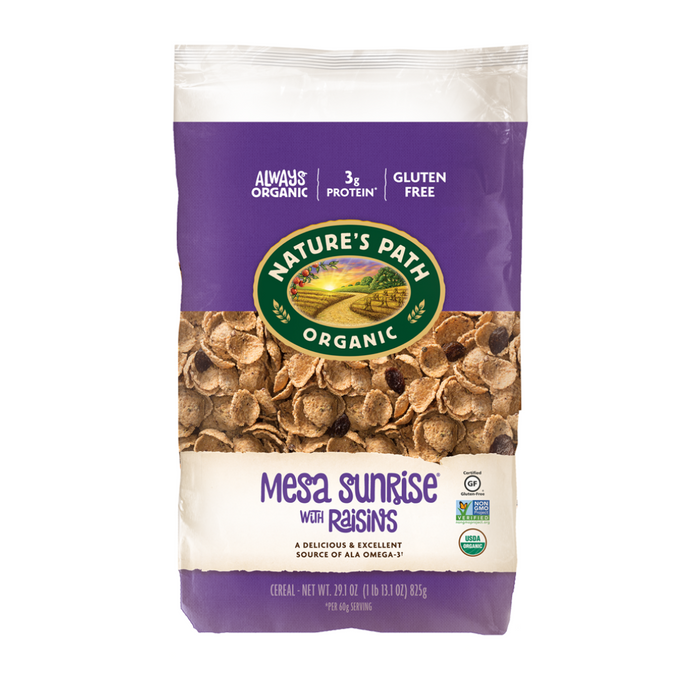 Nature's Path Eco Pak Mesa Sunrise Cereal  825g
