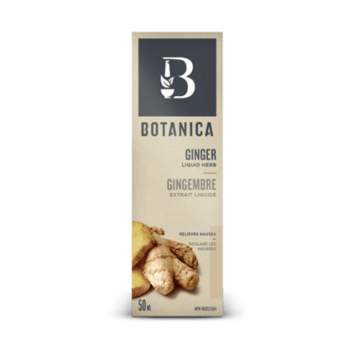 Botanica Ginger Root 50ml