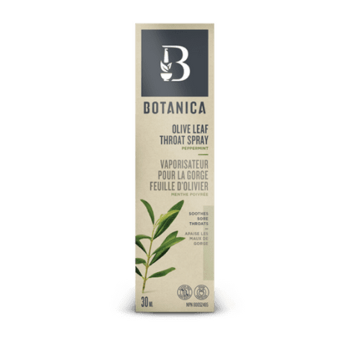 Botanica Olive Leaf Throat Spray