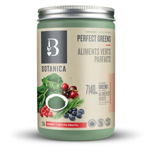 Botanica Perfect Greens Berry 216g