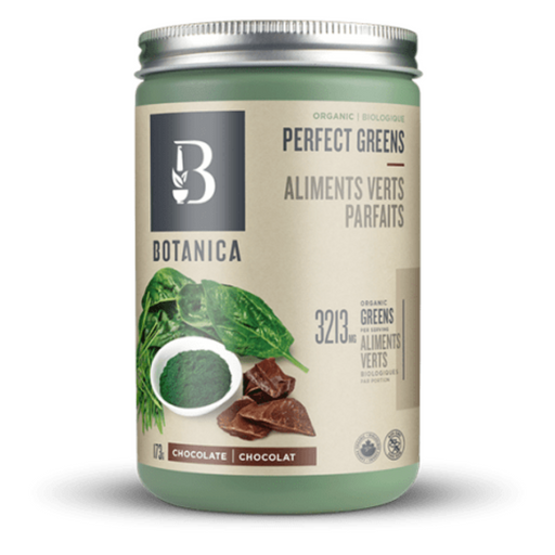Botanica Perfect Greens Chocolate 173g
