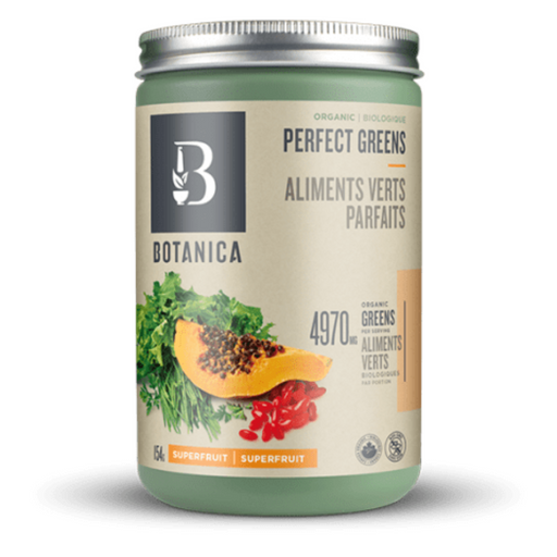 Botanica Perfect Greens Superfruit 154g