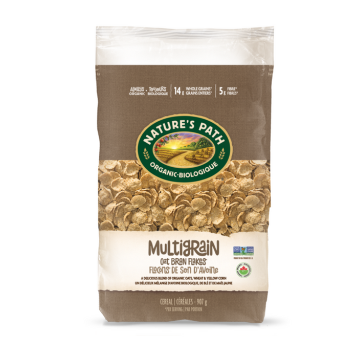 Nature's Path Eco Pk Multigrain Flakes 907g