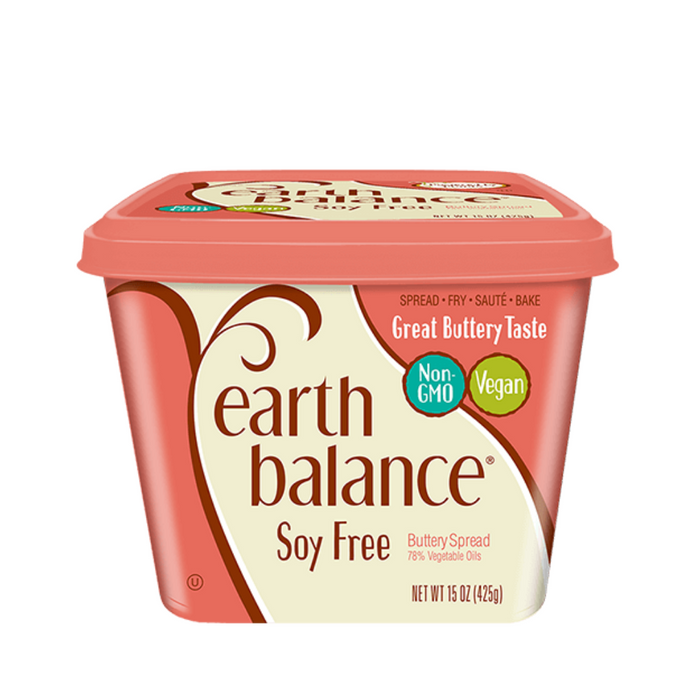 Earth Balance Soy Free Buttery Spread 425g
