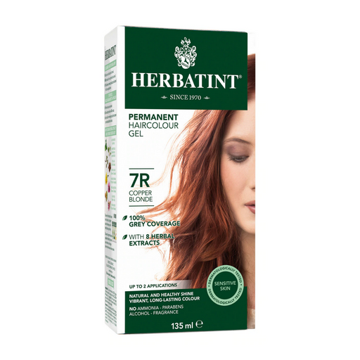 Herbatint Copper Blonde 7R 135ml