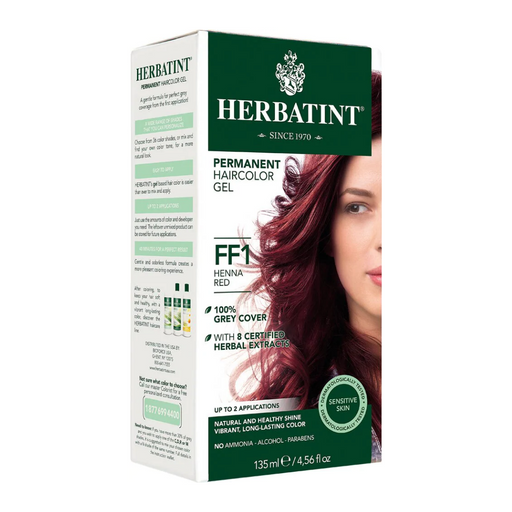 Herbatint Henna Red FF1 135ml