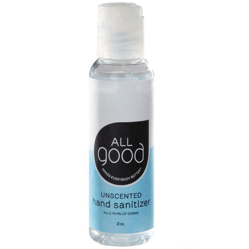 All Good Unscented Hand Sanitizer 60ml