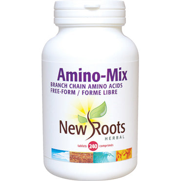 New Roots Amino-Mix 240 Tabs