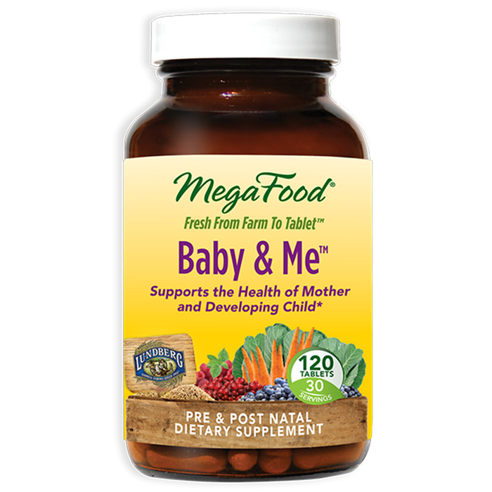 Megafood Baby and Me