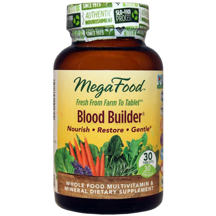 Megafood Blood Builder 30 tabs