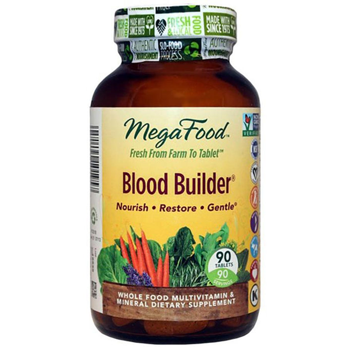 Megafood Blood Builder 90 tabs