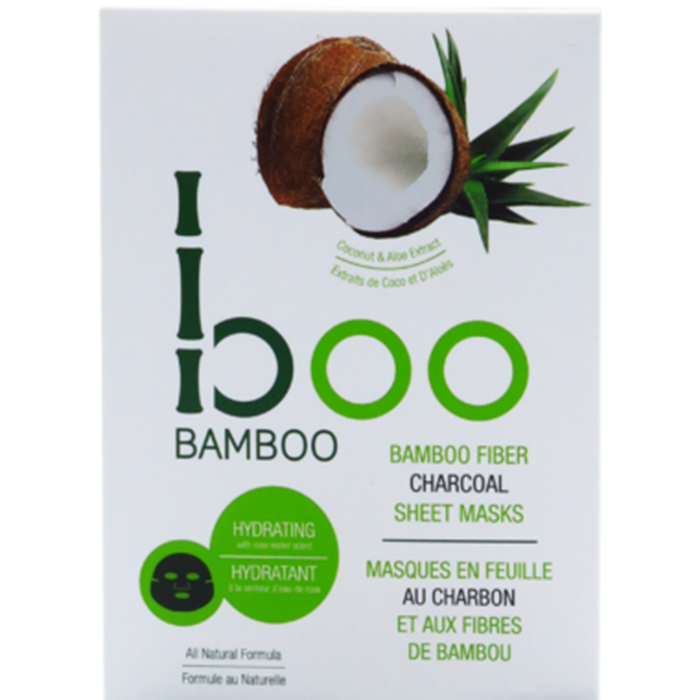 Boo Bamboo Charcoal Mask