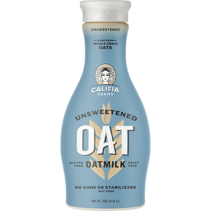 Califia Unsweetened Oat Beverage 1.4L