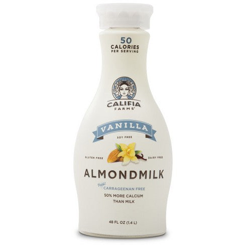 Califia Vanilla Almond Beverage 1.4L