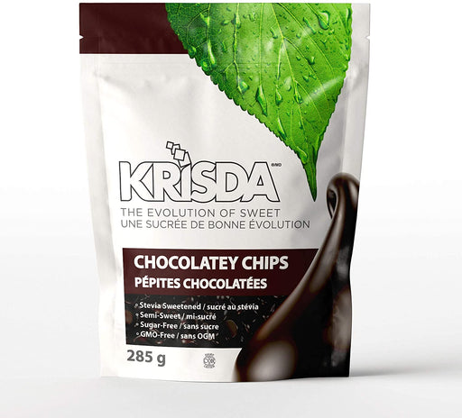 Krisda Semi-Sweet Chocolate Chips 285g
