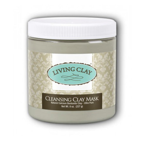 Living Clay Detox Clay Powder 227g