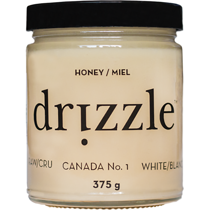 Drizzle White Raw Honey 350g