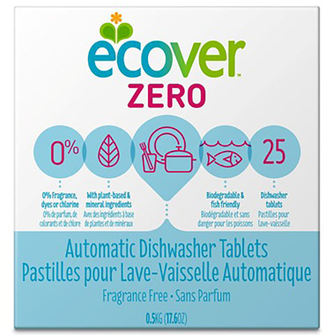 Ecover Automatic Dishwasher Citrus Tablets 25 tabs