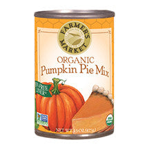 Farmer's Market Pumpkin Pie Mix