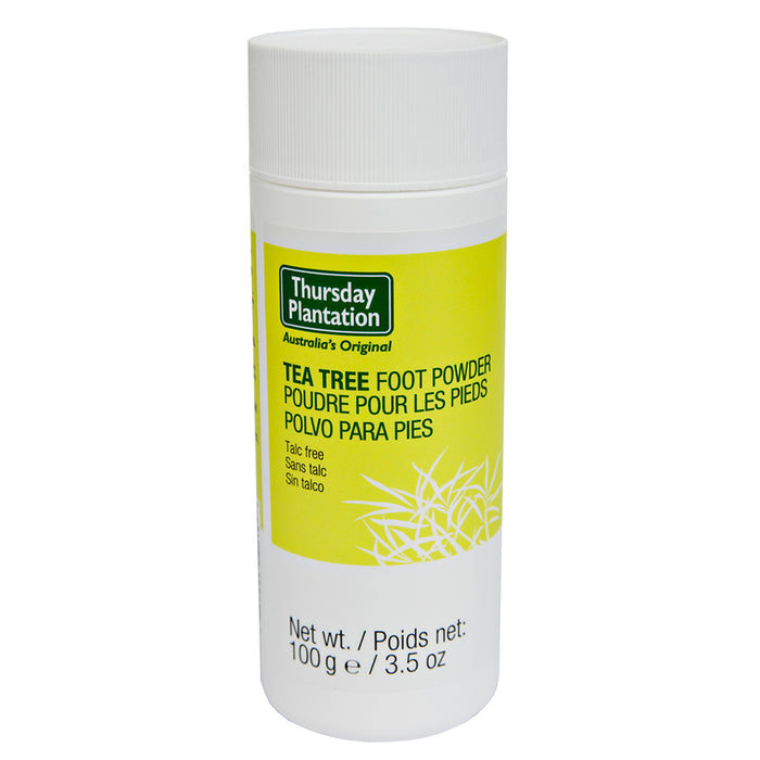 Thursday Plantation Foot Powder