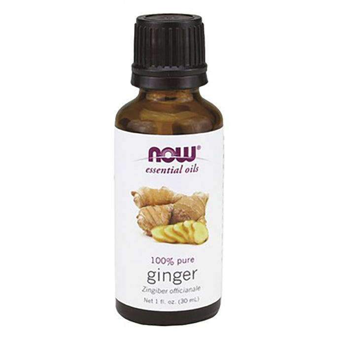 NOW Essential Oil Ginger 100% Pure 30ml