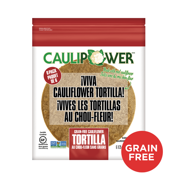 Caulipower Wrap Grain Free 150g