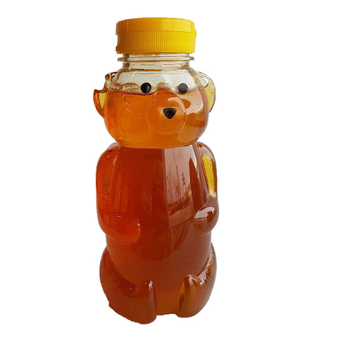 TrueBee Honey Bear 375g
