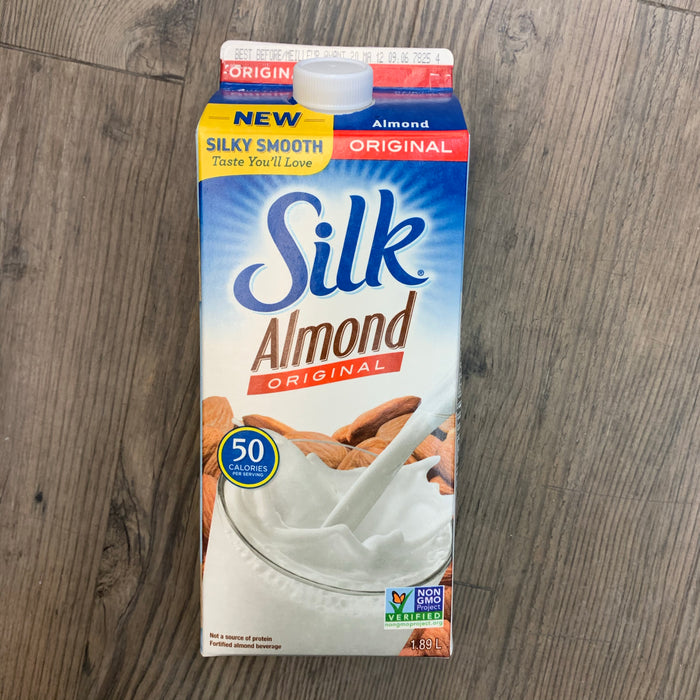 Silk Original Almond Beverage