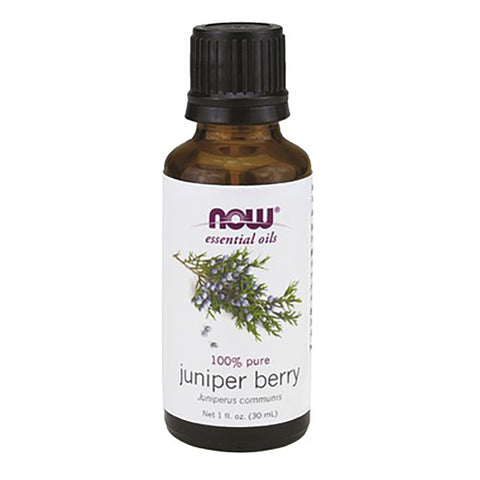 NOW Essential Oil Juniper Berry 100% Pure 30ml