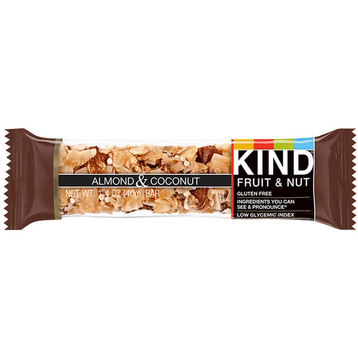 KIND Bars Almond and Coconut 40g