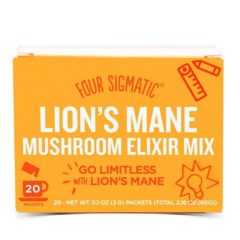 Four Sigmatic Lion's Main 20 pk