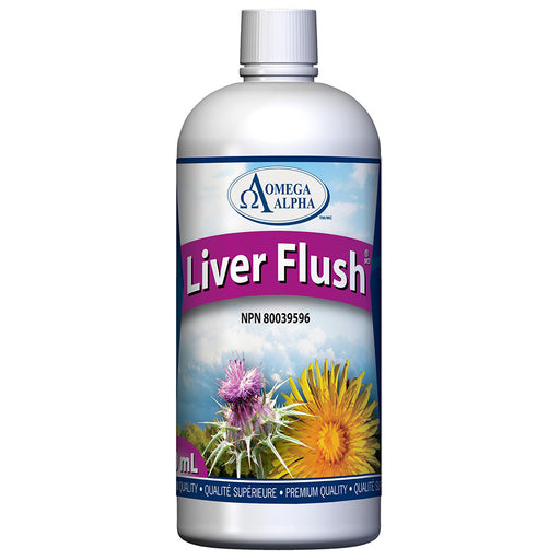 Omega Alpha Liver Flush 500ml