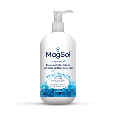 Mag Sol Magnesium Sulfate Skin Gel at Natural Food Pantry