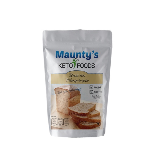 Maunty's Keto Bread Mix 270g