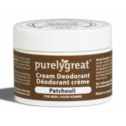 PurelyGreat Deodorant For Men Patchouli