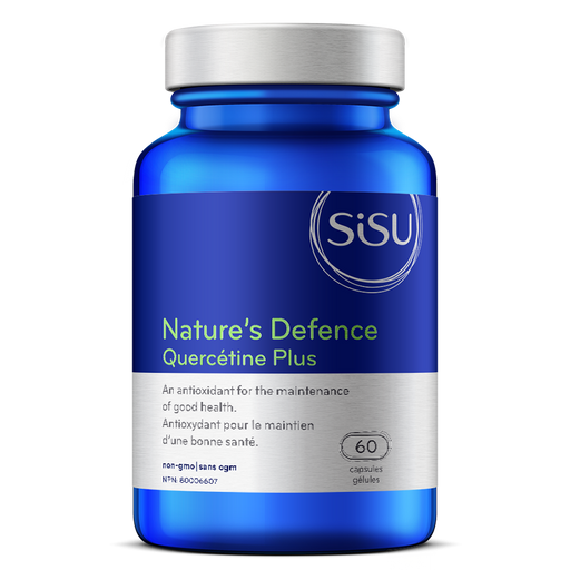 Sisu Nature's Defence 60 caps
