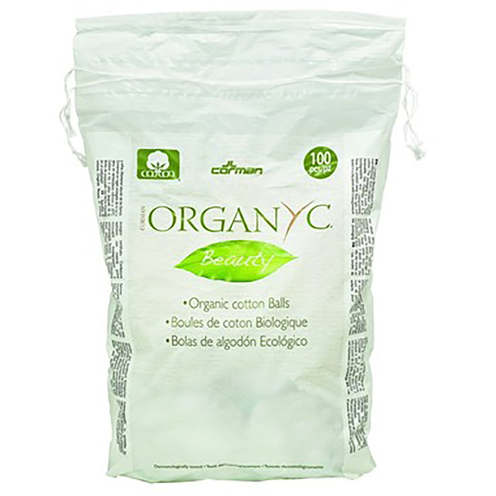 Organ(y)c Cotton Balls 100