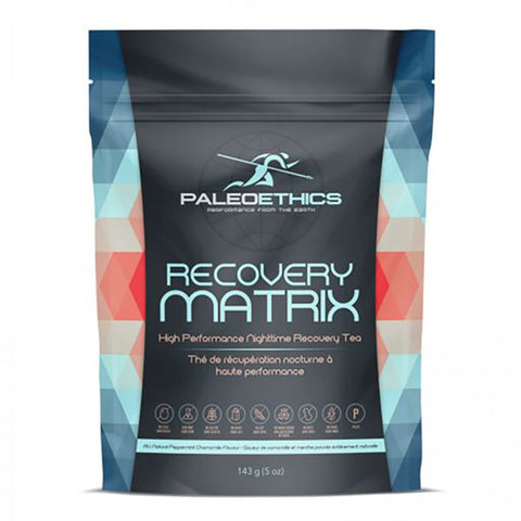 Paleoethics Vegan Recovery Matrix Peppermint Chamomile 143 g