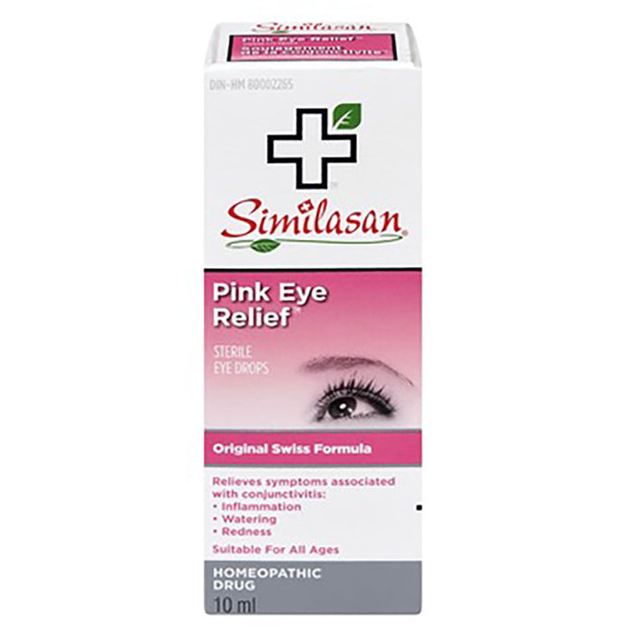 Similasan Pink Eye Relief 10ml
