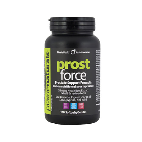 Prairie Naturals Prost Force 120 softgels