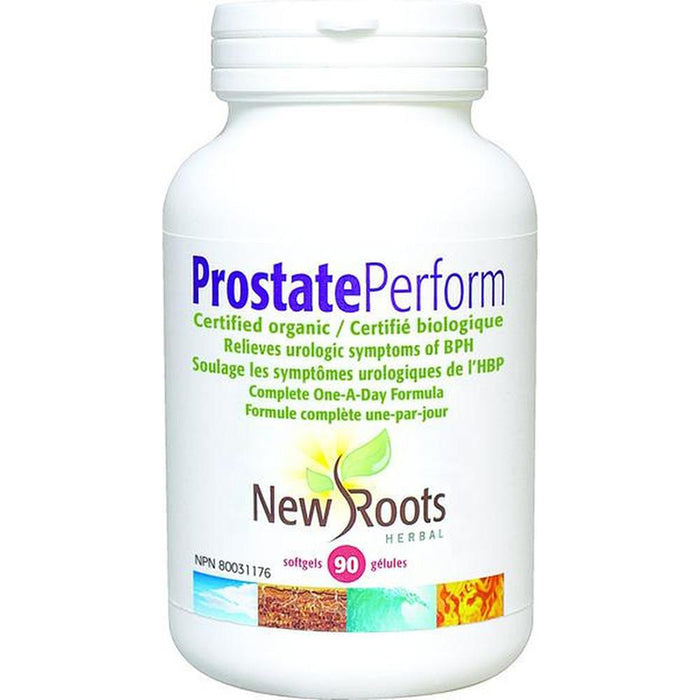 New Roots Prostate Perform 90 softgels