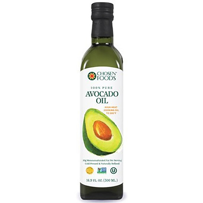 Chosen Foods Pure Avocado Oil 500ml